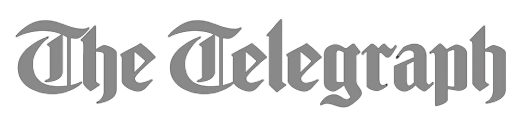 Telegraph logo GS
