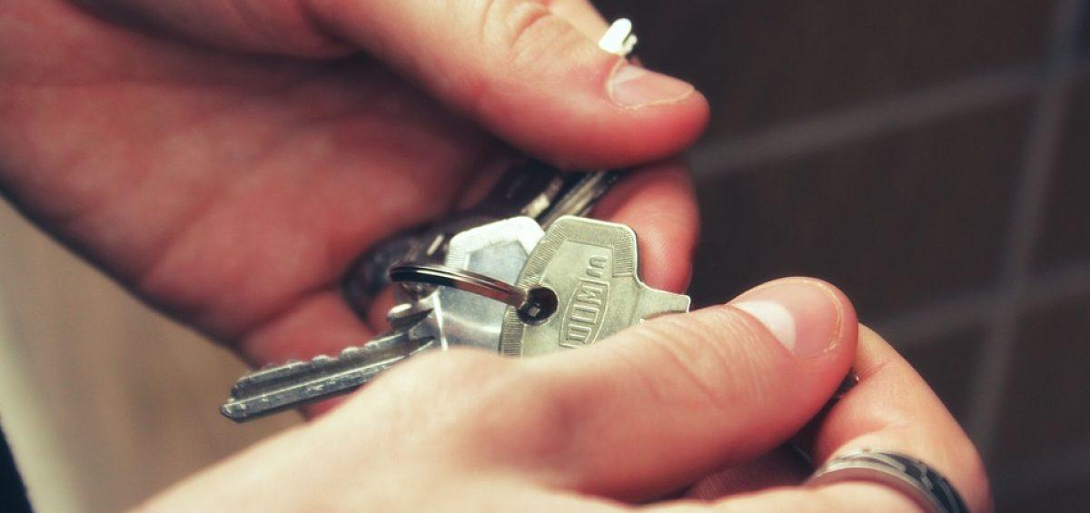 lock, key